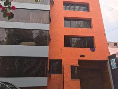 Renta Departamento (sin Amueblar) Sur De La Ciudad De México