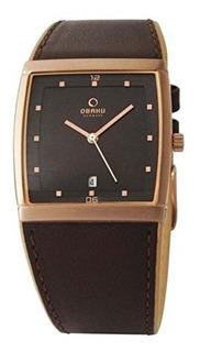 Obaku Denmark Reloj De Cuarzo Para Hombre V102gvnrn Con Corr