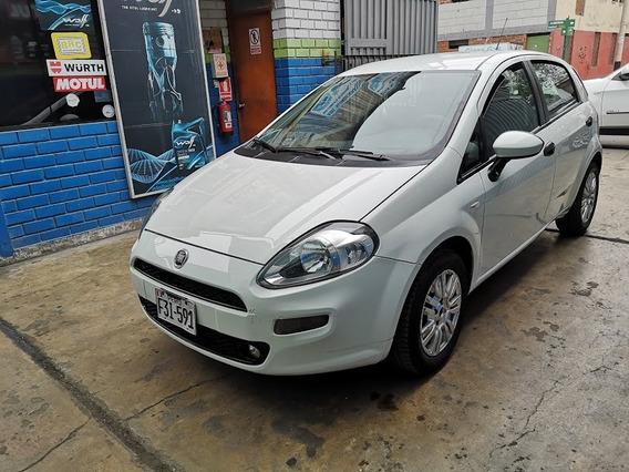 Fiat Punto 2013 Gasolinero 1.4cc Secuencial