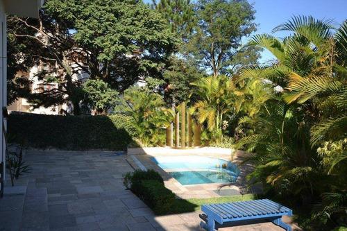 Casa À Venda, 430 M² Por R$ 3.500.000,00 - Alpha Plus - Barueri/sp - Ca1409