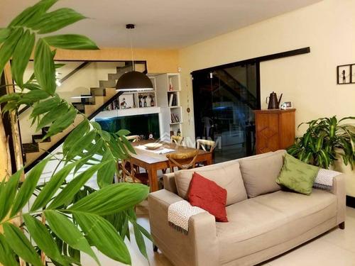 Imagem 1 de 30 de Casa À Venda, 262 M² Por R$ 1.390.000,00 - Badu - Niterói/rj - Ca0499