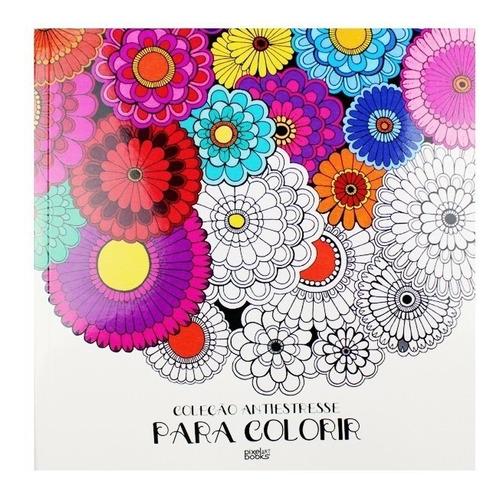 Livro De Colorir Pixel Art Books ** Antiestresse Colorir **
