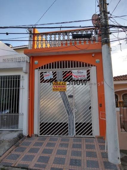 Sobrado A Venda No Bairro Cidade Intercap Em Taboão Da - 2288-1