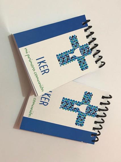 Libreta Cuaderno Personalizado 300 P