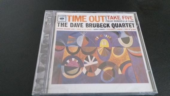 Cd The Dave Brubeck Quartet- Lacrado