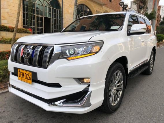 Toyota Prado Tx Blindaje 2 Plus 2015 Diesel 7 Puestos 4x4