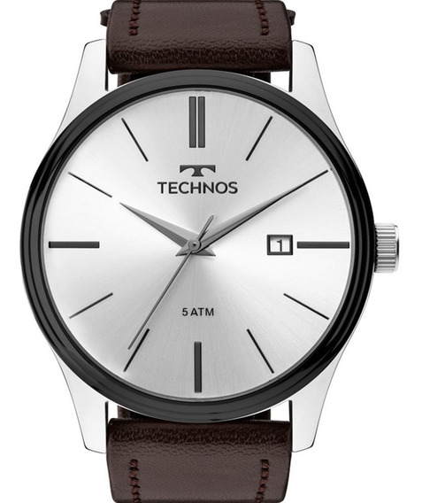 Relógio Technos Masculino 2115mpp/1k Original C/ Nota Fiscal