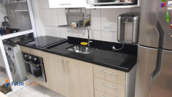 Apartamento Lindo Pronto Para Morar - Ap5096