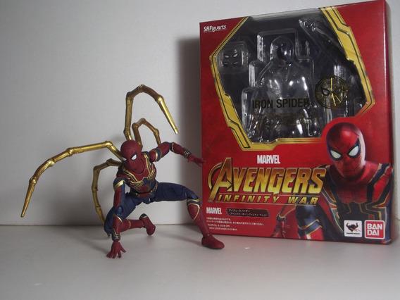 Iron Spider S.h. Figuarts - Original - Homem Aranha