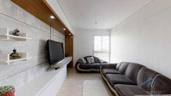 Apartamento Com 2 Dormitório(s) Localizado(a) No Bairro Moóca Em São Paulo / São Paulo - 7343:913061