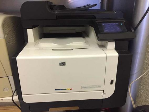 Impressora Hp Cm1415fmw Multifuncional Laser Colorida Wifi