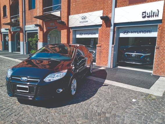 Ford Focus Se 4ptas 2013 84.000km