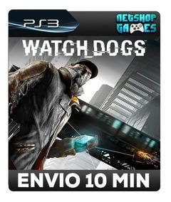 Watch Dogs - Português - Psn Ps3 - Oferta - Pronta Entrega