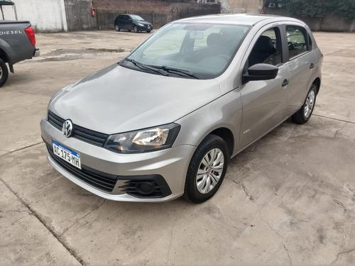 Imagen 1 de 9 de Volkswagen Gol Trend 1.6 Trendline 101cv