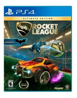 Juego Ps4 Rocket League Ultimate Edition
