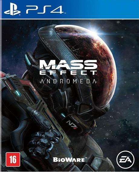 Mass Effect Andromeda Ps4 Mídia Física Semi Novo Leg Pt Br