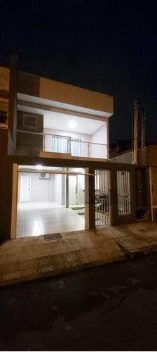 Casa Para Venda Em Volta Redonda, Marina Godoy, 3 Dormitórios, 1 Suíte, 4 Banheiros, 1 Vaga - 028_2-205682
