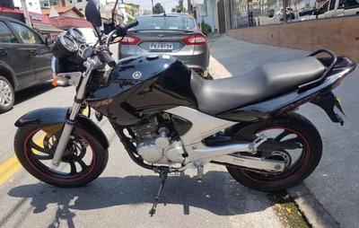 Yamaha Fazer Ys250 Preta