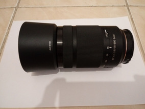 Lente Sony Alpha Dt 55-300mm F/4.5-5.6 Sam