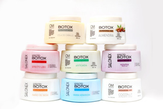 10 Botox Capilar Salonex Variedades 500 Ml