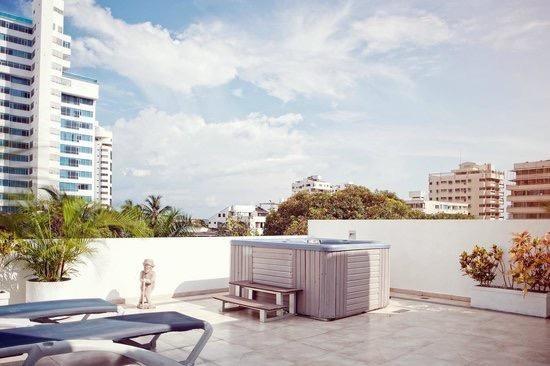 Hotel En Venta, Bocagrande, Cartagena