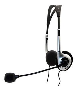 Audífono Argom Estéreo Con Micrófono(pc) / Itech