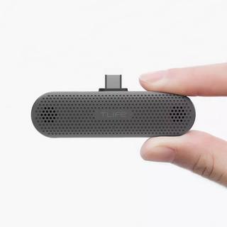 Xiaomi Mini Smartphone Plug Microfone Tipo C Preto