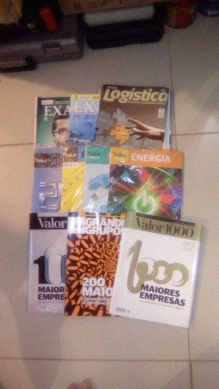 10 Revista Valor,intra E Exame