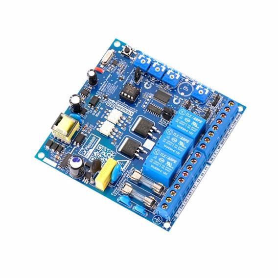 Central Eletr Cp4020f Para Motores Monofásicos Até 1/2cv