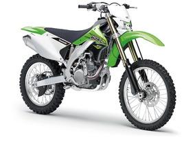 Kawasaki Klx 450 Verde 0km 2018