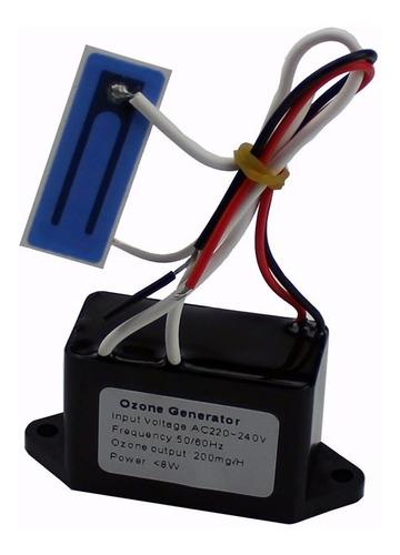 Generador De Ozono Productor Ozonizador 220v.