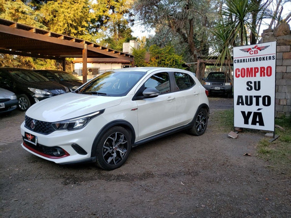 Fiat Argo 1.8 Hgt 2018 Manual Mt Full Nav Charliebrokers