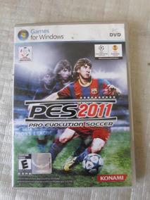 Pes 2011 ( Pro Evolution Soccer) Completo P/ Computador - Pc