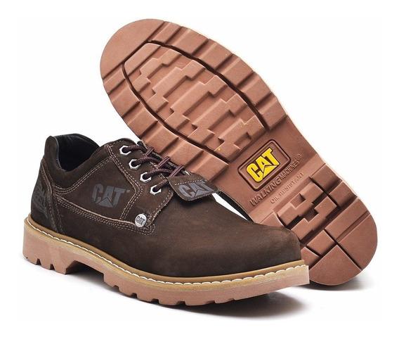 Zapato Caterpillar Marron Talle 38