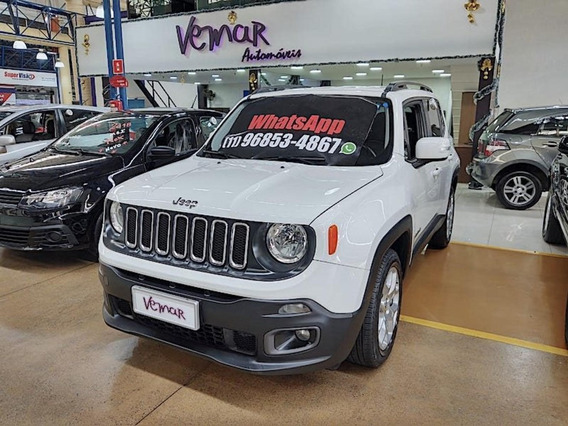 Jeep Renegade Longitude 1.8 Flex Autom.