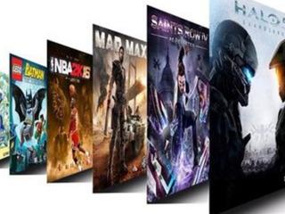 Pack 250 Juegos Xbox One Offline