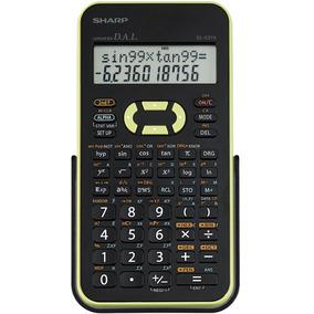 Calculadora Científica Sharp El531xbgr 272 Funções Preto