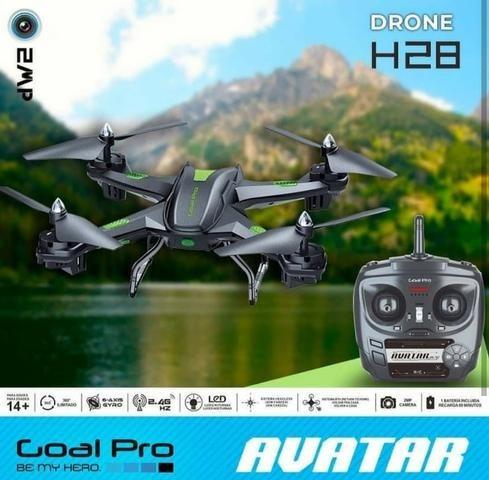 Drone Goalpro Avatar H28 2.4ghz Com Câmera Wifi