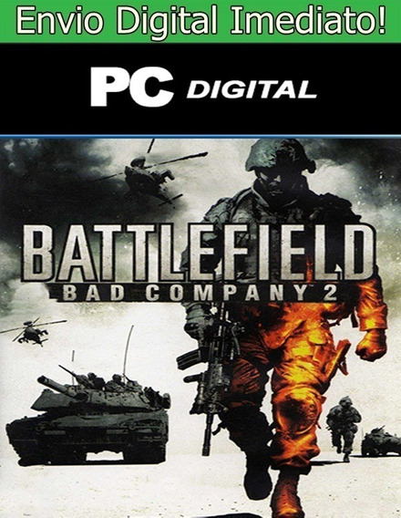 Batlefield Bad Company 2 Pc Ultra Hd Português