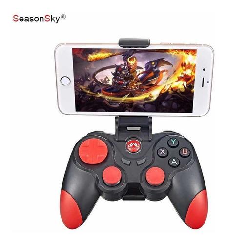 Control Inalambrico Gamer Joystick New S5 Gamepad Para Juego