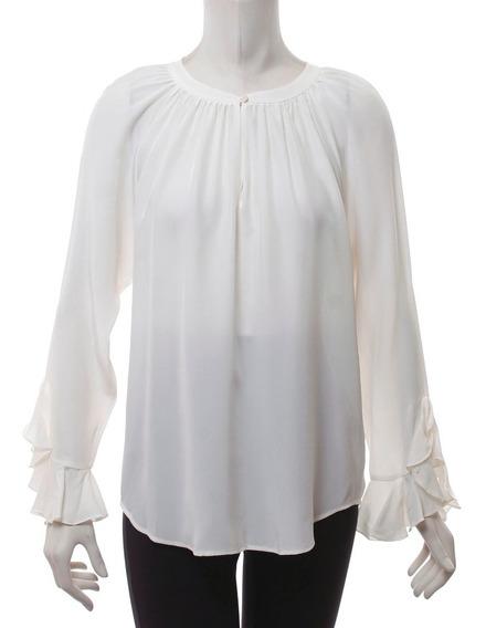 Blusa Blanca Ralph Lauren