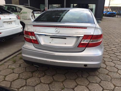 Sucata Mercedes Clc 200 Kompressor  Peças
