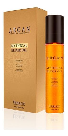 Elixir Multifunción Argán 120 Ml