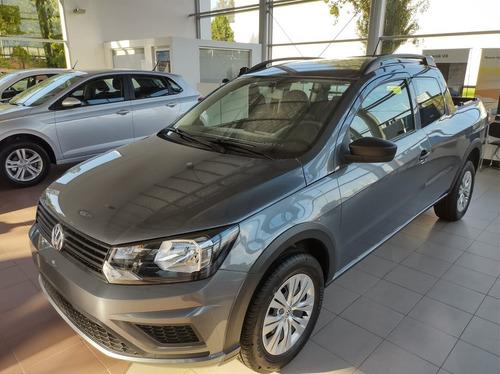 Volkswagen Saveiro 1.6 Bonificado Comfortine Cuotas Fijas G-