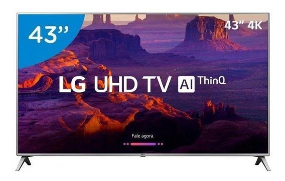 Tv Led LG 43uk6520psa - Peças ;7051