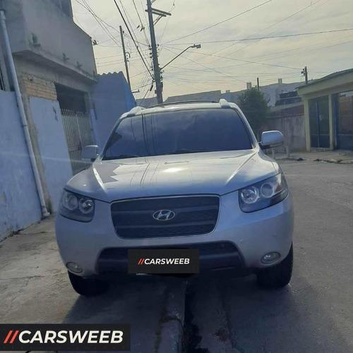 Imagem 1 de 10 de Hyundai Santa Fe 2009 2.7 5l Aut. 5p