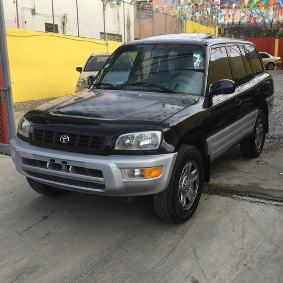 Toyota Rav4 Con Sonrun Financiamiento Disponible Recibo Veh