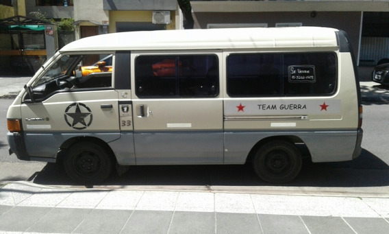 Mitsubishi L300 Súper Bus