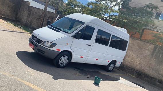 Mercedes-benz Sprinter Van 2.2 313 Luxo 3550 Teto Alto 5p