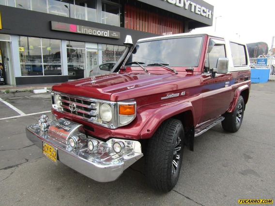 Toyota Land Cruiser Full Equipo 1.2 Mec